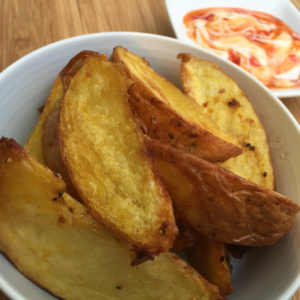 Roast Potato Wedges